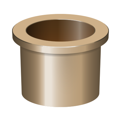 Oilite Bronze Bush Bearing Metric 28mm bore x 36mm OD x 40mm long